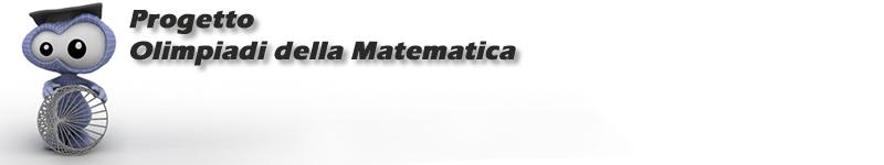 Logo olimpiadi matematica